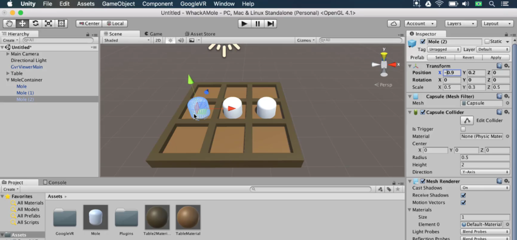 Duplicating Objects for More Assets