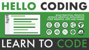 hello coding anyone can learn to code hello coding cover image