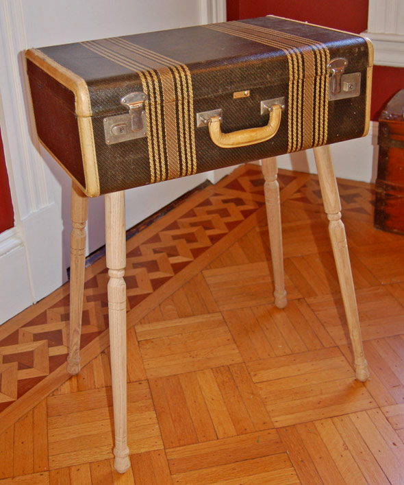 Suitcase Tables