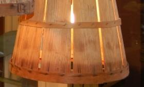 Apple Basket Lights