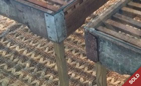 Fruit Crate Coffee Table Set