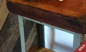 Repurposed Side Table
