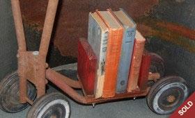 Scooter Bookholder