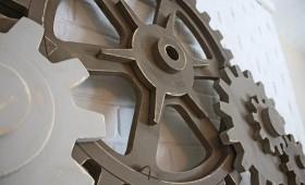 Wooden Foundry Gear Patterns