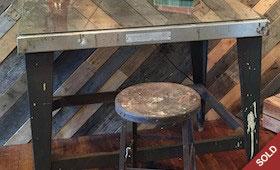 Metal/Glass Welding Table/Desk