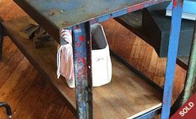 Steel Workbench Desk