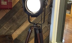 Vintage Stage Light