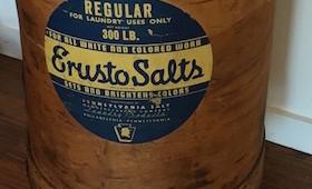 """Salts"" Bar Table"