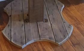 Spool Bar Height Table