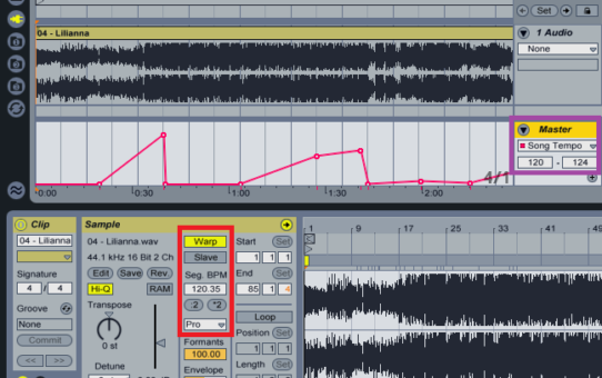 How to Add Tempo Variations with DAWs