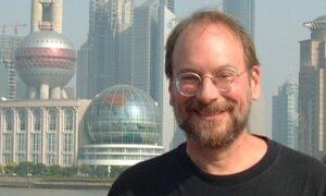 Craig in Shanghai