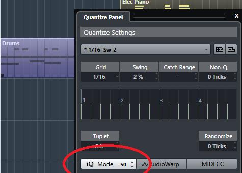 How to Make Quantizing Sound Less Rigid
