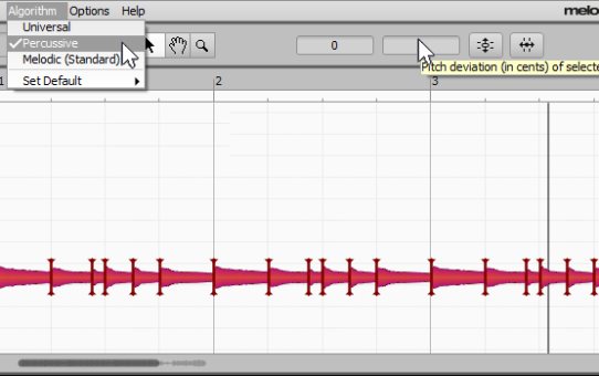 How to Do Envelope-Controlled Flanging with Melodyne