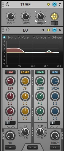 Saturation or distortion, coupled with EQ, brings out the bottom and snap of a snare.