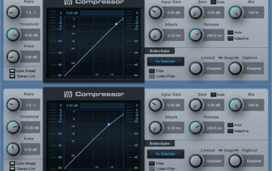 """Glue"" Bus Compression - Without a Bus Compressor"