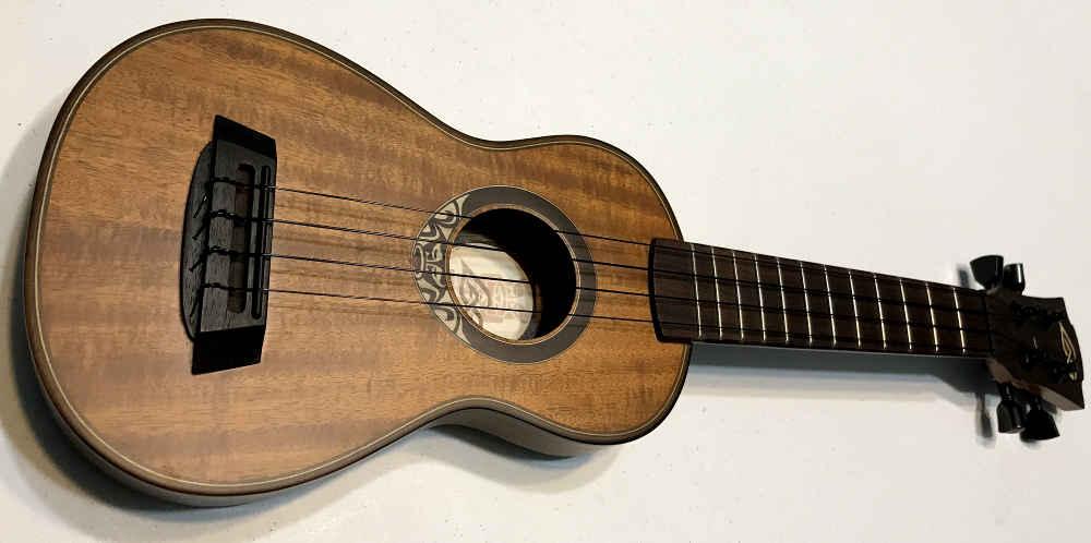 Recording ukulele can provide a lot of useful surprises.