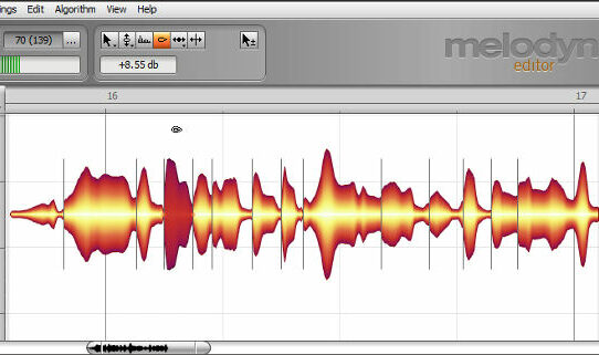 Even Out a Track's Levels with Melodyne