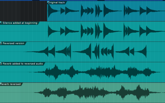 How to Create the Preverb Effect with DAWs