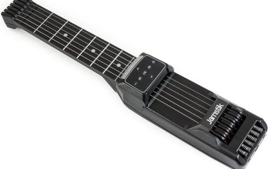 Zivix Jamstik Guitar Trainer: Hot MIDI Controller in Disguise?