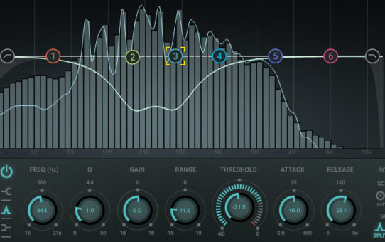 Get Better, More Expressive Guitar Sounds with Dynamic EQ