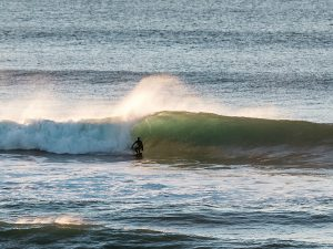 Oregon Surf Instructor Kevin Gile