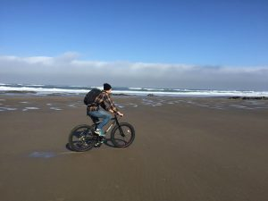 Pacific City Fat Bike Ride