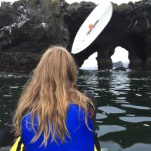 Kayaking Lincoln City Oregon