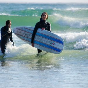 Standard Surfing Lessons