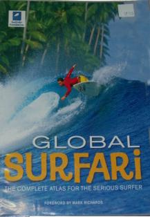 Globsl Surfari Surfing Book