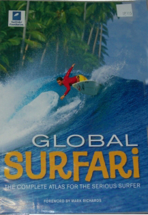 Globsl Surfari Surfing Book