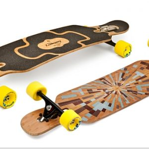 Loaded Tan Tien Deck