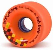 Orangatang Fat Free Longboard Wheels