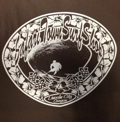 Safari Town Original Logo Tee