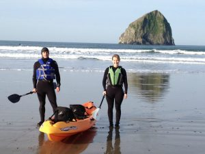 Oregon Coast Kayaking