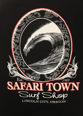 Midnight Barrel T-Shirt