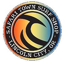 Safari Town Clean Wave Tee White