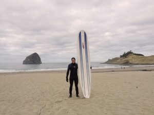 Surfing Lessons Pacific City