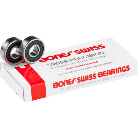 Bones Swiss Bearings (8 pack)