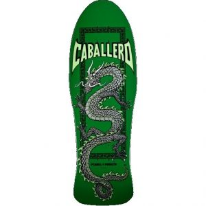 Powell Peralta Steve Caballero Chinese Dragon Deck Green