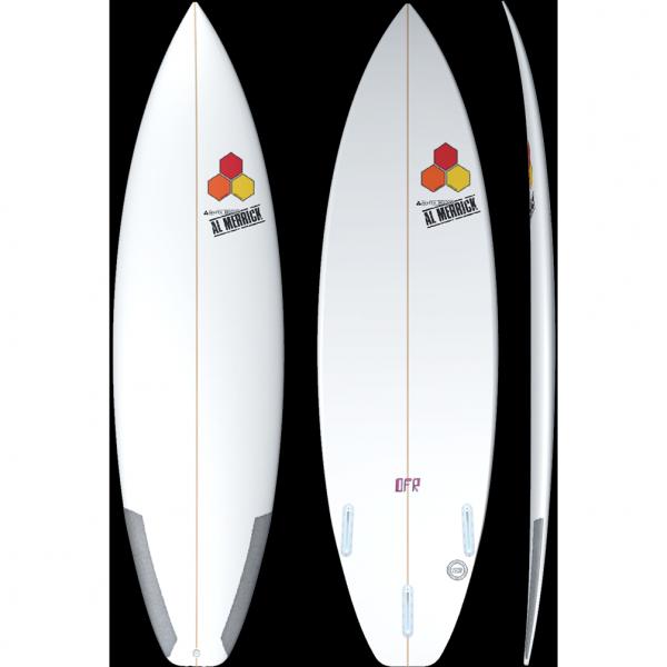 Channel Islands DFR Surfboard
