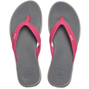 Women's Reef Pink Grey Rover Catch