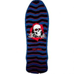 Powell Peralta Ripper Geegah Blue Deck