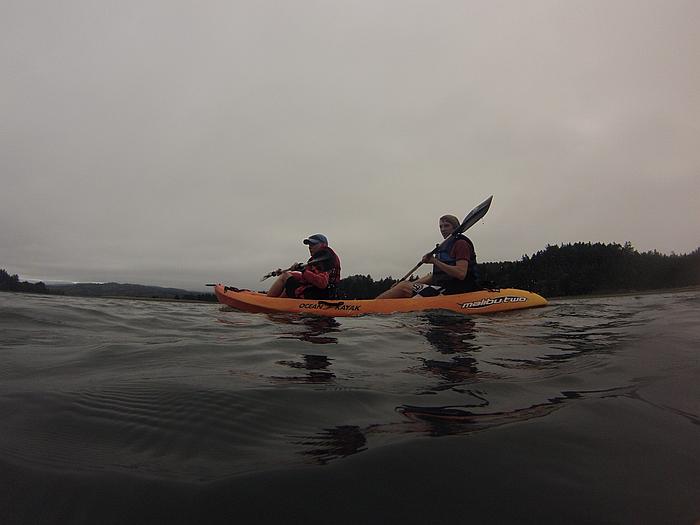 Oregon Coast Kayak Tour Guides