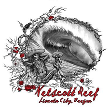 Nelscott Reef Sticker
