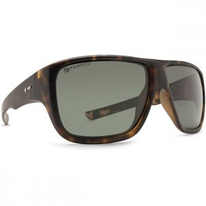 Dot Dash Aperture Tortoise Gloss Grey Polarized Sunglasses
