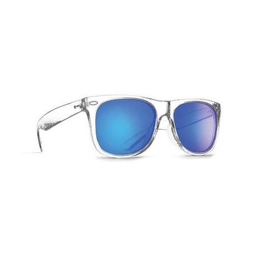 Dot Dash Kerfuffle Chrystal Light Blue Chrome Sunglasses