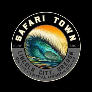 Safari Town Men's Big Barrel Pullover Hoodie