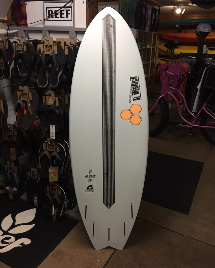 Channel Islands Pod Mod Surfboard