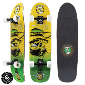 Loaded Tan Tien Complete Longboard | Safari Town Surf