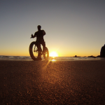 Roads End Fat Bike Beach Ride Lincoln City Oregon